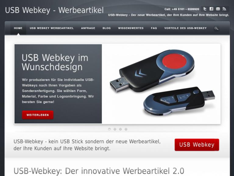 USB Werbeartikel