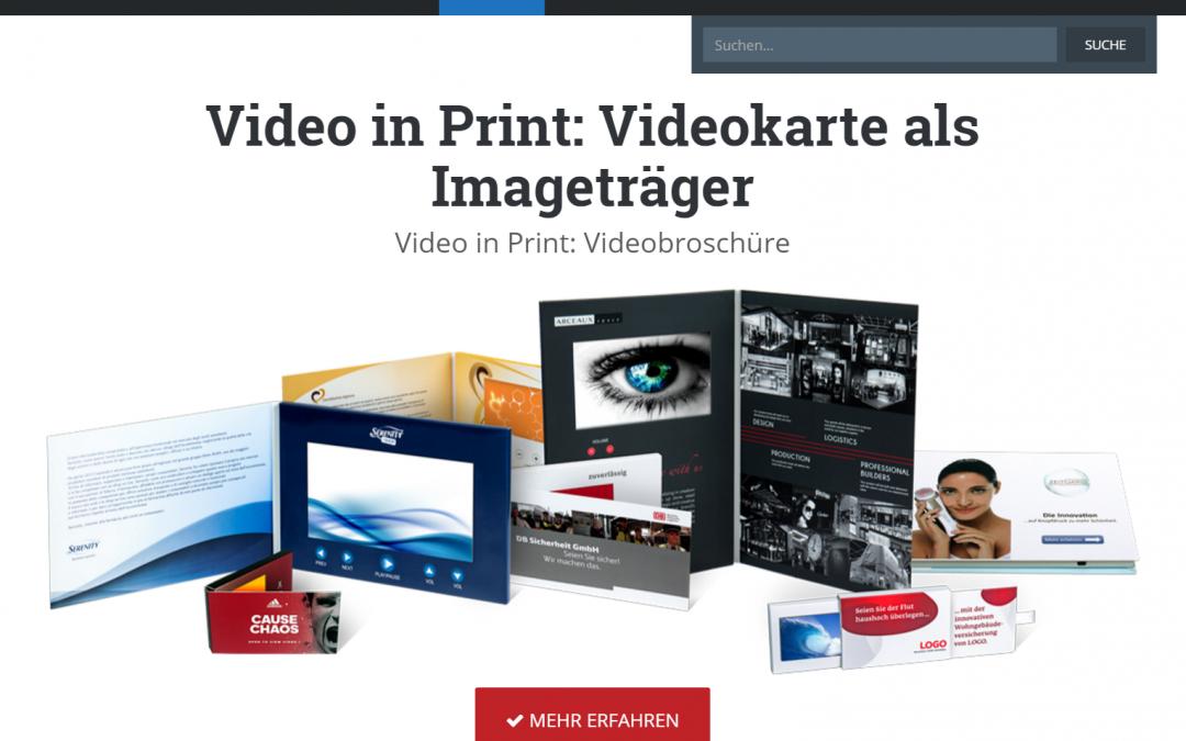 Videoinprint